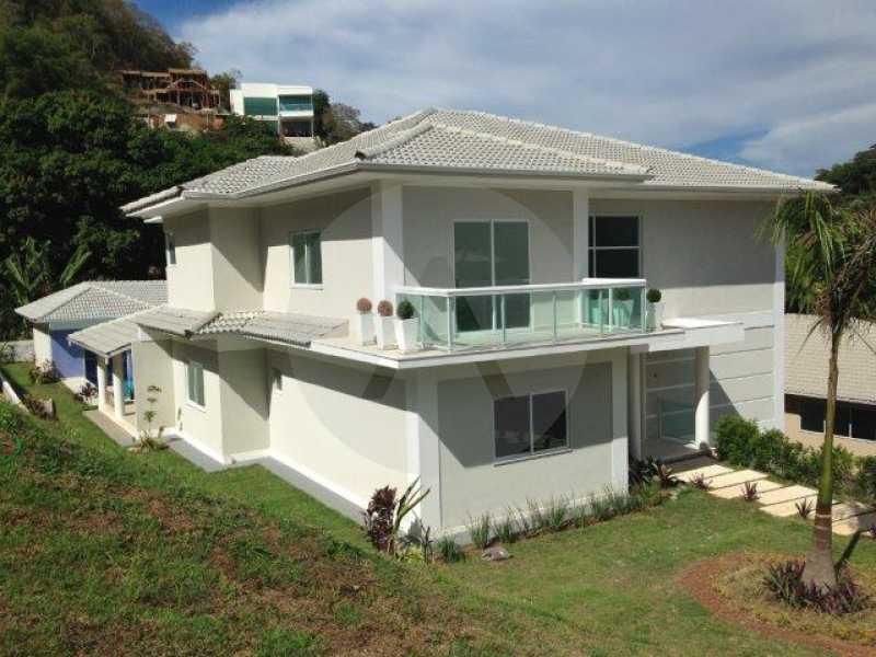 3 Casa Condomínio Pendotiba - Imobiliária Agatê Imóveis vende Casa em Condomínio de 740 m² Itaipu - Niterói por 2.500 mil reais. - HTCN50013 - 4
