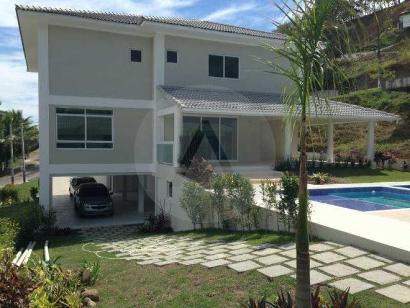 4 Casa Condomínio Pendotiba - Imobiliária Agatê Imóveis vende Casa em Condomínio de 740 m² Itaipu - Niterói por 2.500 mil reais. - HTCN50013 - 5