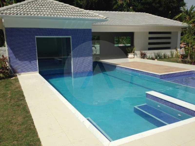 5 Casa Condomínio Pendotiba - Imobiliária Agatê Imóveis vende Casa em Condomínio de 740 m² Itaipu - Niterói por 2.500 mil reais. - HTCN50013 - 6