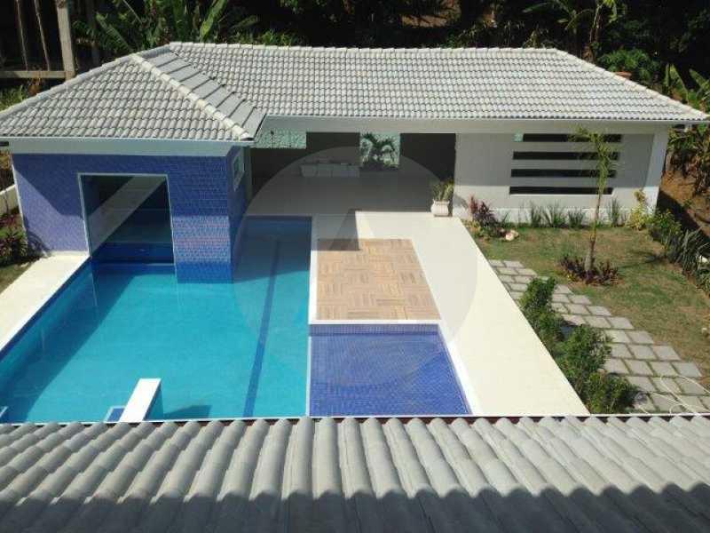 6 Casa Condomínio Pendotiba - Imobiliária Agatê Imóveis vende Casa em Condomínio de 740 m² Itaipu - Niterói por 2.500 mil reais. - HTCN50013 - 7