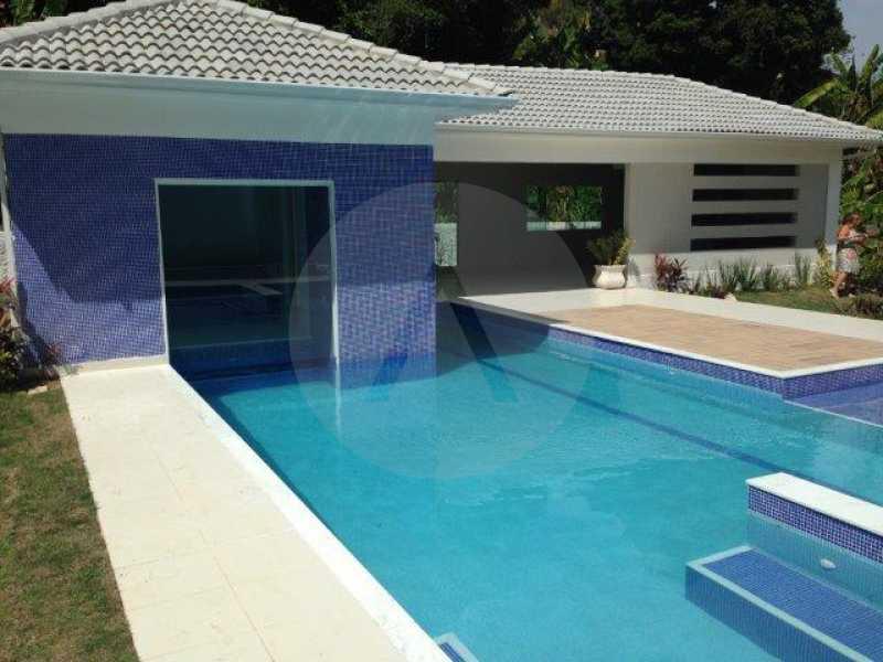 7 Casa Condomínio Pendotiba - Imobiliária Agatê Imóveis vende Casa em Condomínio de 740 m² Itaipu - Niterói por 2.500 mil reais. - HTCN50013 - 8