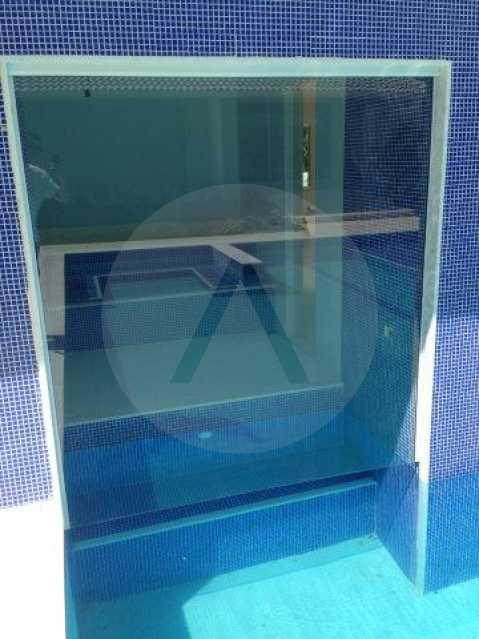 8 Casa Condomínio Pendotiba - Imobiliária Agatê Imóveis vende Casa em Condomínio de 740 m² Itaipu - Niterói por 2.500 mil reais. - HTCN50013 - 9