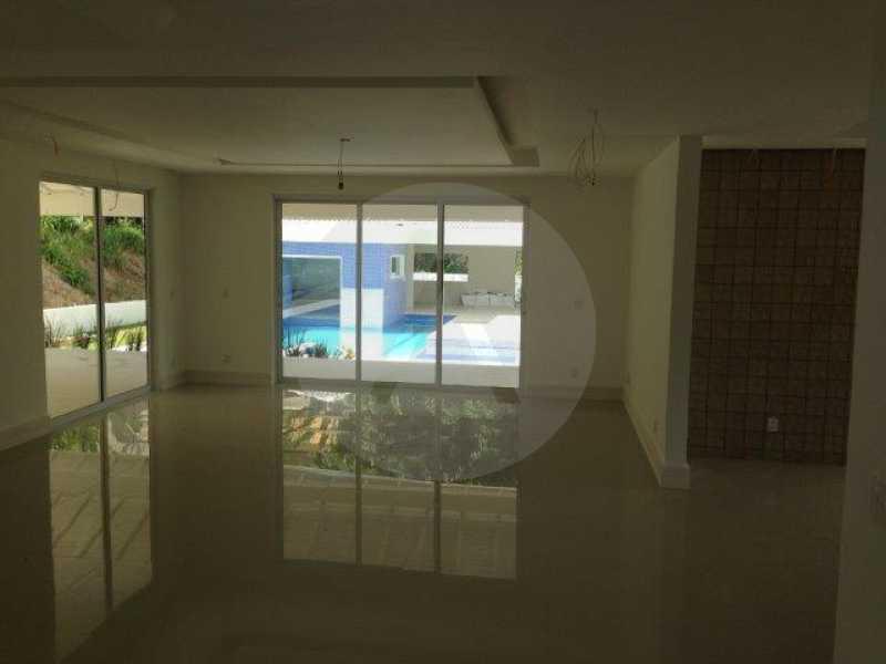 11 Casa Condomínio Pendotiba - Imobiliária Agatê Imóveis vende Casa em Condomínio de 740 m² Itaipu - Niterói por 2.500 mil reais. - HTCN50013 - 12