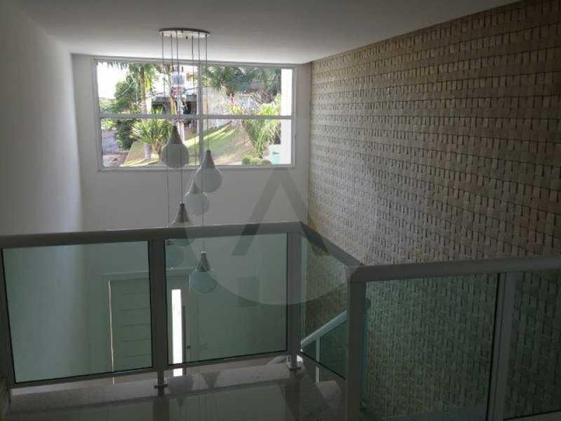 15 Casa Condomínio Pendotiba - Imobiliária Agatê Imóveis vende Casa em Condomínio de 740 m² Itaipu - Niterói por 2.500 mil reais. - HTCN50013 - 16