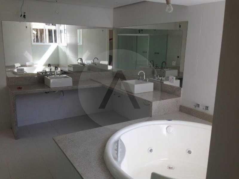 17 Casa Condomínio Pendotiba - Imobiliária Agatê Imóveis vende Casa em Condomínio de 740 m² Itaipu - Niterói por 2.500 mil reais. - HTCN50013 - 18