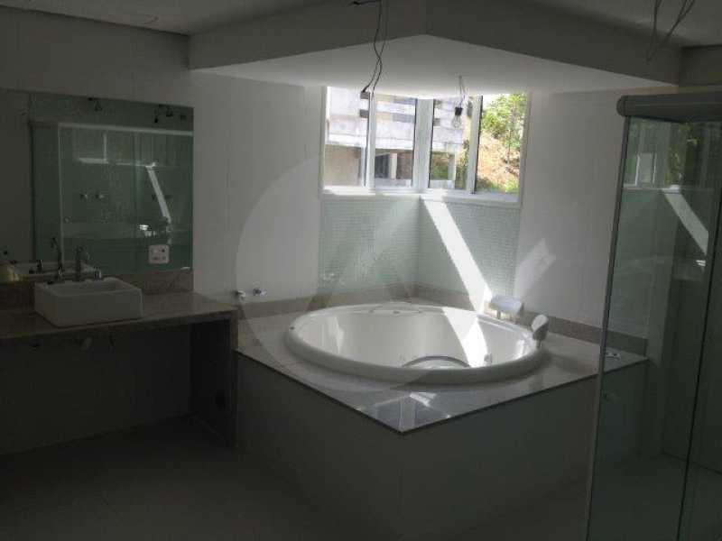 18 Casa Condomínio Pendotiba - Imobiliária Agatê Imóveis vende Casa em Condomínio de 740 m² Itaipu - Niterói por 2.500 mil reais. - HTCN50013 - 19