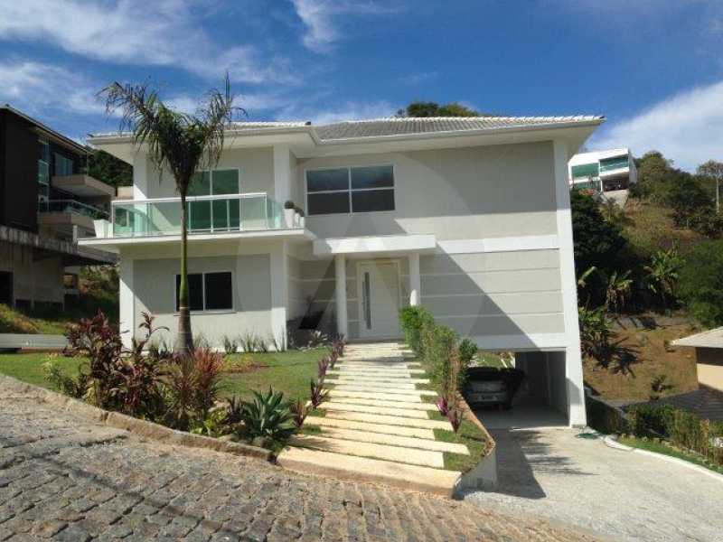21 Casa Condomínio Pendotiba - Imobiliária Agatê Imóveis vende Casa em Condomínio de 740 m² Itaipu - Niterói por 2.500 mil reais. - HTCN50013 - 22