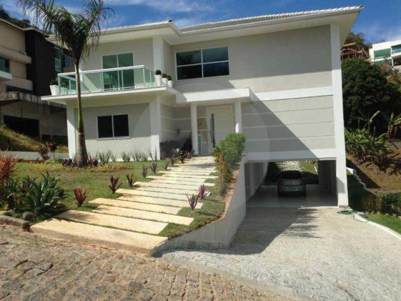 22 Casa Condomínio Pendotiba - Imobiliária Agatê Imóveis vende Casa em Condomínio de 740 m² Itaipu - Niterói por 2.500 mil reais. - HTCN50013 - 23