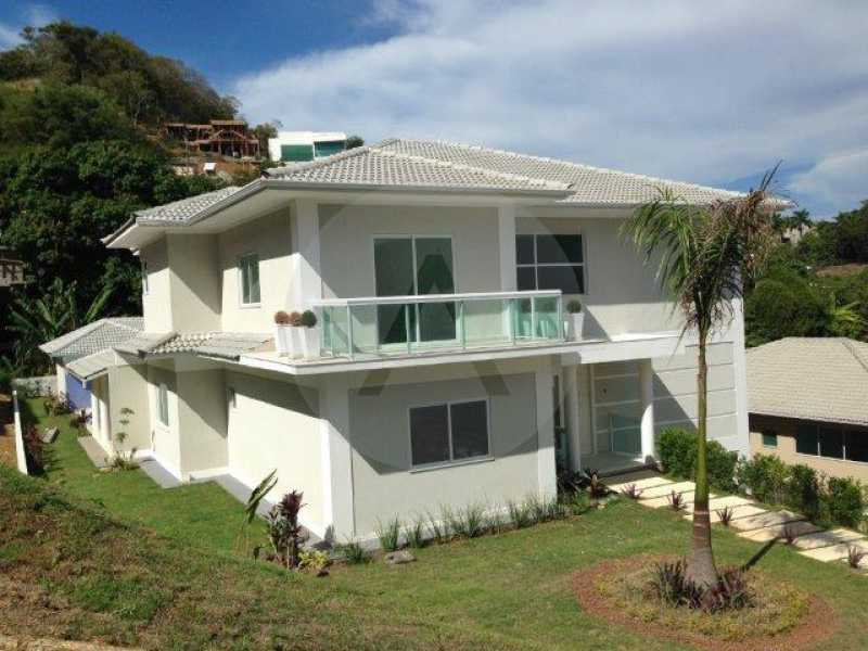 23 Casa Condomínio Pendotiba - Imobiliária Agatê Imóveis vende Casa em Condomínio de 740 m² Itaipu - Niterói por 2.500 mil reais. - HTCN50013 - 24