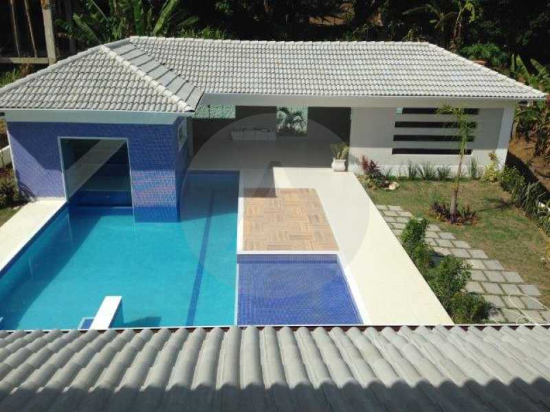24 Casa Condomínio Pendotiba - Imobiliária Agatê Imóveis vende Casa em Condomínio de 740 m² Itaipu - Niterói por 2.500 mil reais. - HTCN50013 - 25