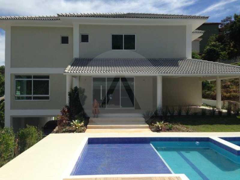 25 Casa Condomínio Pendotiba - Imobiliária Agatê Imóveis vende Casa em Condomínio de 740 m² Itaipu - Niterói por 2.500 mil reais. - HTCN50013 - 26