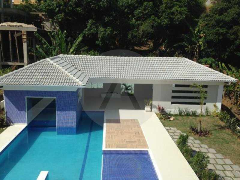 26 Casa Condomínio Pendotiba - Imobiliária Agatê Imóveis vende Casa em Condomínio de 740 m² Itaipu - Niterói por 2.500 mil reais. - HTCN50013 - 27