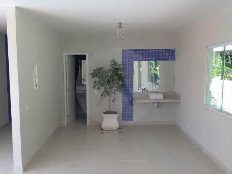 28 Casa Condomínio Pendotiba - Imobiliária Agatê Imóveis vende Casa em Condomínio de 740 m² Itaipu - Niterói por 2.500 mil reais. - HTCN50013 - 29