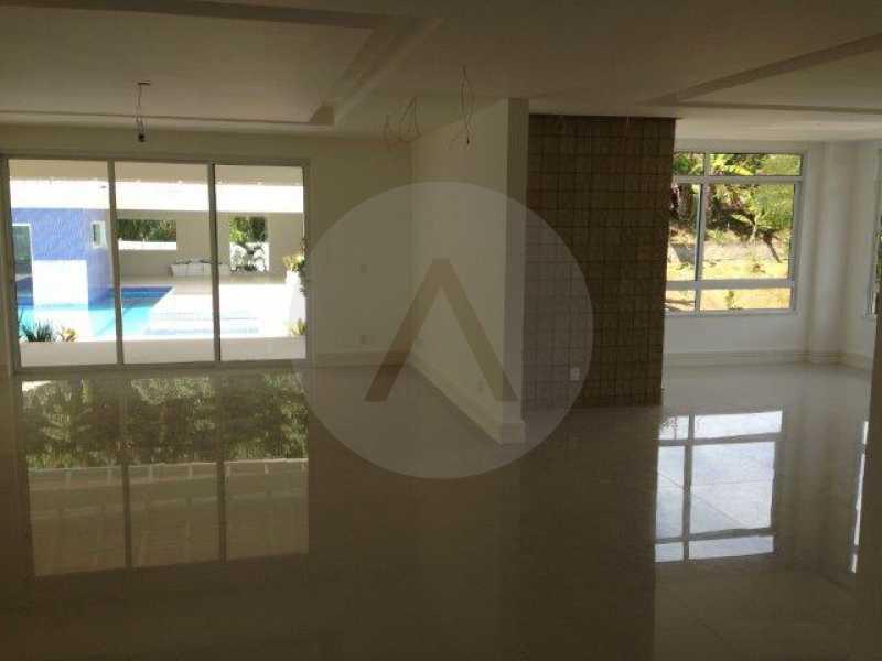 29 Casa Condomínio Pendotiba - Imobiliária Agatê Imóveis vende Casa em Condomínio de 740 m² Itaipu - Niterói por 2.500 mil reais. - HTCN50013 - 30