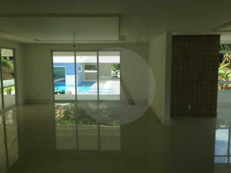 30 Casa Condomínio Pendotiba - Imobiliária Agatê Imóveis vende Casa em Condomínio de 740 m² Itaipu - Niterói por 2.500 mil reais. - HTCN50013 - 31