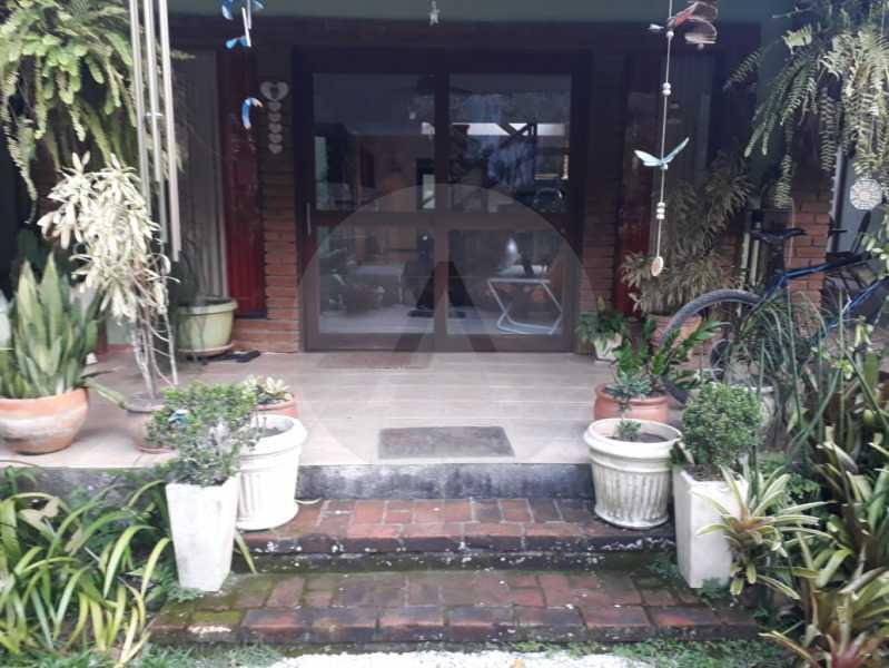 2 Casa Condomínio Piratininga. - Imobiliária Agatê Imóveis vende Casa em Condomínio de 270 m² por 600 mil reais Itaipu - Niterói. - HTCN40062 - 3
