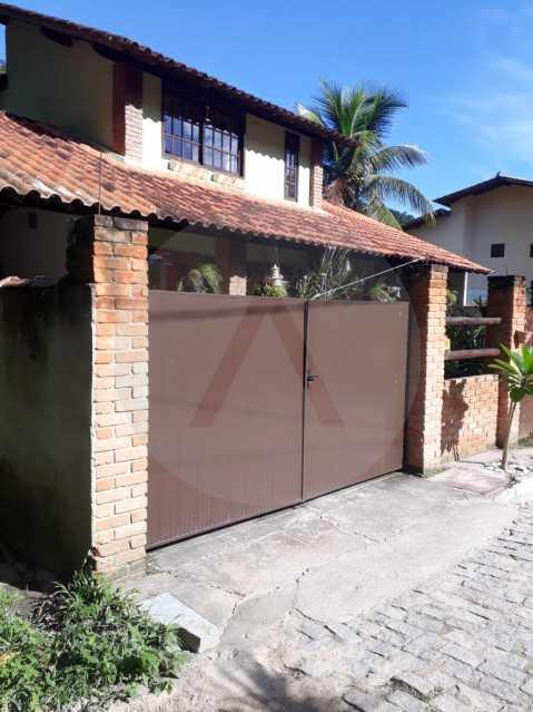 1 Casa Condomínio Piratininga. - Imobiliária Agatê Imóveis vende Casa em Condomínio de 270 m² por 600 mil reais Itaipu - Niterói. - HTCN40062 - 1