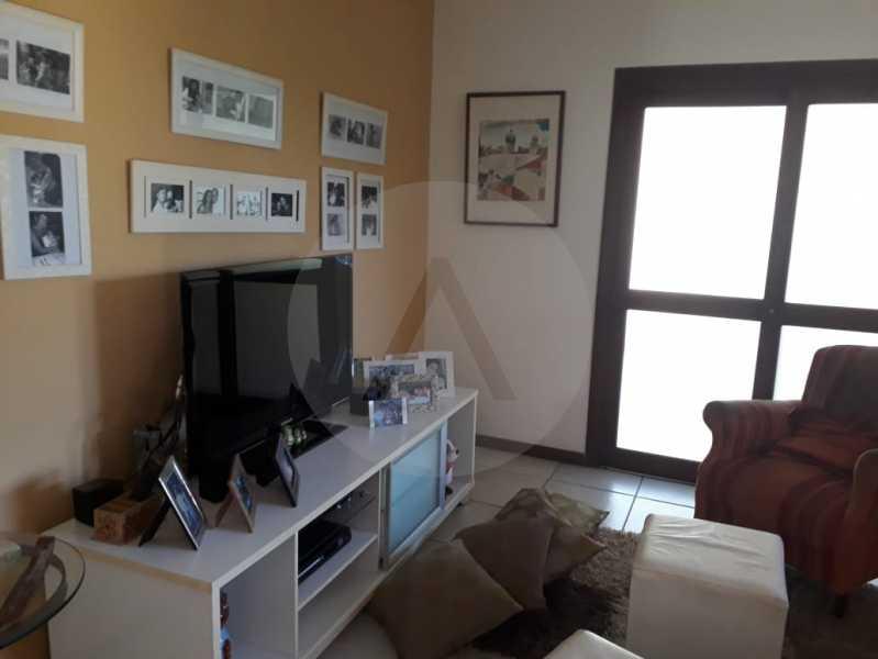 5 Casa Condomínio Piratininga. - Imobiliária Agatê Imóveis vende Casa em Condomínio de 270 m² por 600 mil reais Itaipu - Niterói. - HTCN40062 - 6