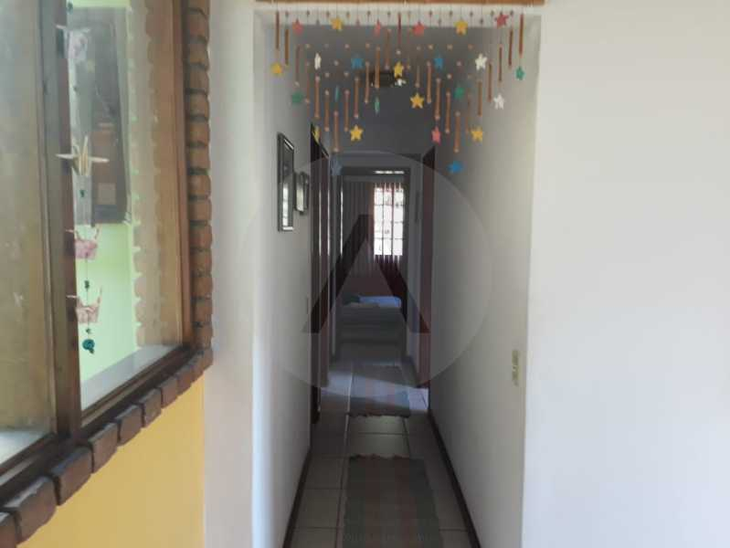 6 Casa Condomínio Piratininga. - Imobiliária Agatê Imóveis vende Casa em Condomínio de 270 m² por 600 mil reais Itaipu - Niterói. - HTCN40062 - 7