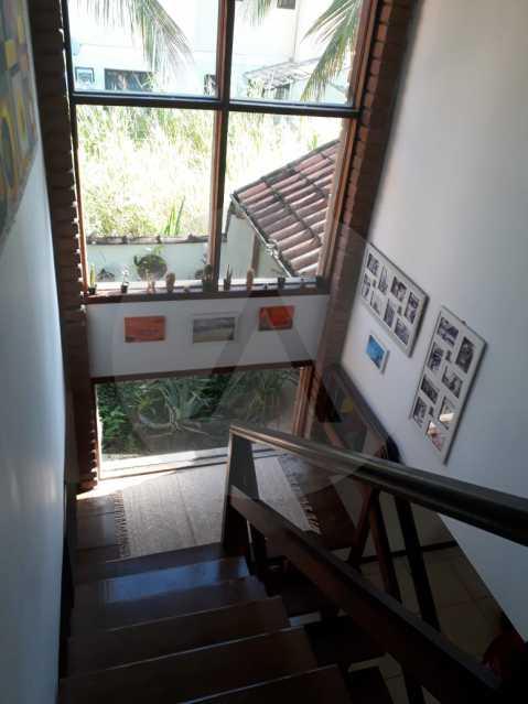 7 Casa Condomínio Piratininga. - Imobiliária Agatê Imóveis vende Casa em Condomínio de 270 m² por 600 mil reais Itaipu - Niterói. - HTCN40062 - 8