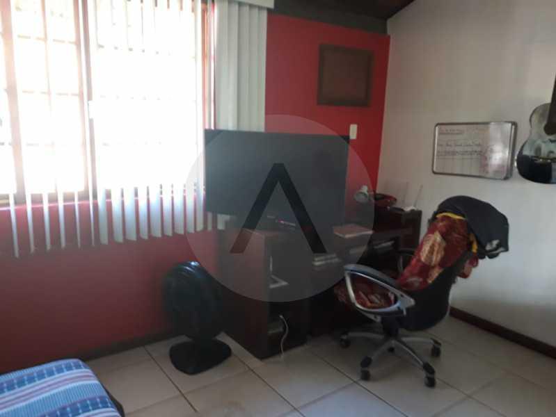 9 Casa Condomínio Piratininga. - Imobiliária Agatê Imóveis vende Casa em Condomínio de 270 m² por 600 mil reais Itaipu - Niterói. - HTCN40062 - 10