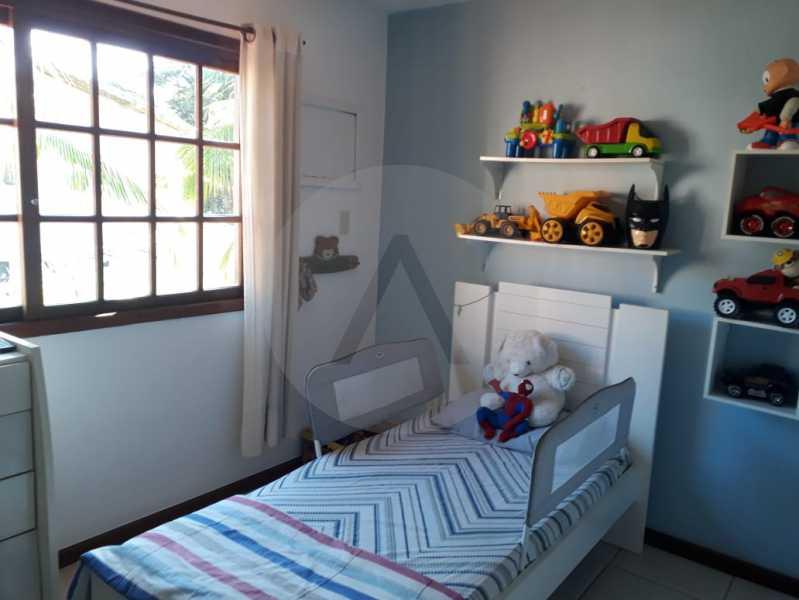 11Casa Condomínio Piratininga. - Imobiliária Agatê Imóveis vende Casa em Condomínio de 270 m² por 600 mil reais Itaipu - Niterói. - HTCN40062 - 12