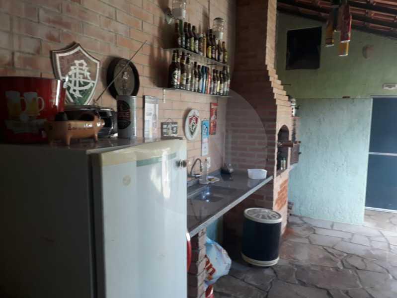 15Casa Condomínio Piratininga. - Imobiliária Agatê Imóveis vende Casa em Condomínio de 270 m² por 600 mil reais Itaipu - Niterói. - HTCN40062 - 16