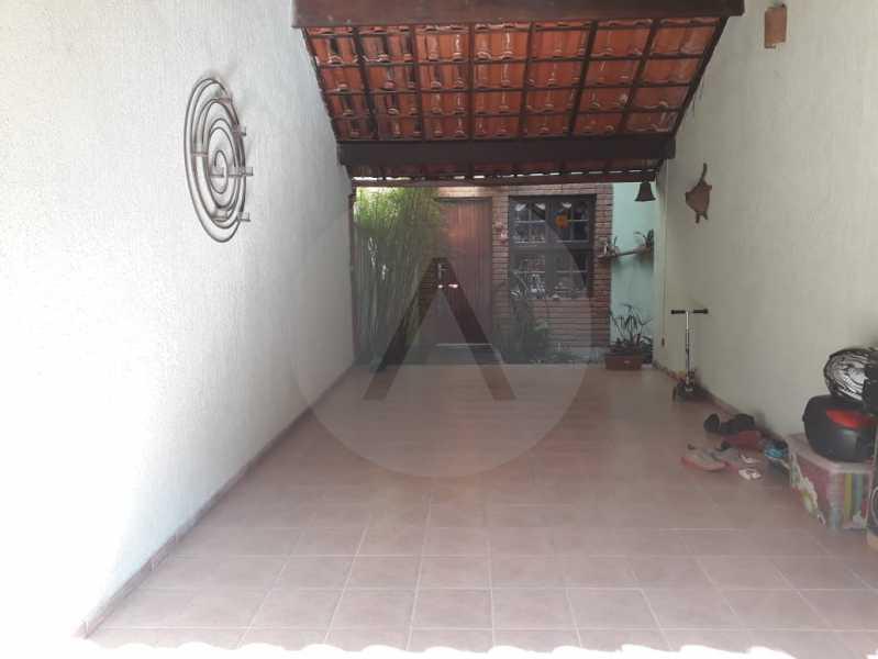 17Casa Condomínio Piratininga. - Imobiliária Agatê Imóveis vende Casa em Condomínio de 270 m² por 600 mil reais Itaipu - Niterói. - HTCN40062 - 18