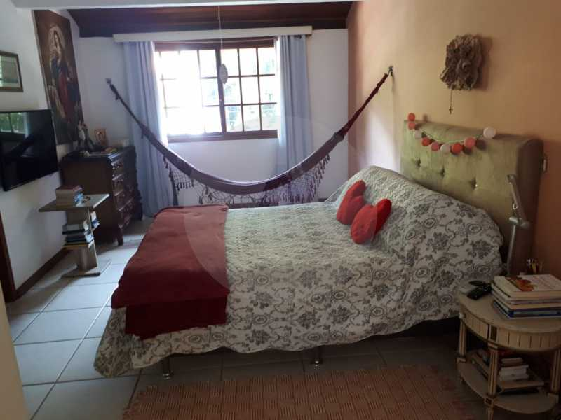 8 Casa Condomínio Piratininga. - Imobiliária Agatê Imóveis vende Casa em Condomínio de 270 m² por 600 mil reais Itaipu - Niterói. - HTCN40062 - 9
