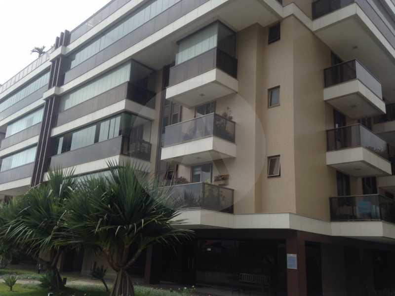 2 Apartamento Padrão Piratini - Imobiliária Agatê Imóveis vende Apartamento Padrão de 173m² Piratininga - Niterói por 1.570 mil reais. - HTAP40005 - 3