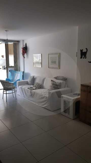 5 Apartamento Padrão Piratini - Imobiliária Agatê Imóveis vende Apartamento Padrão de 173m² Piratininga - Niterói por 1.570 mil reais. - HTAP40005 - 6