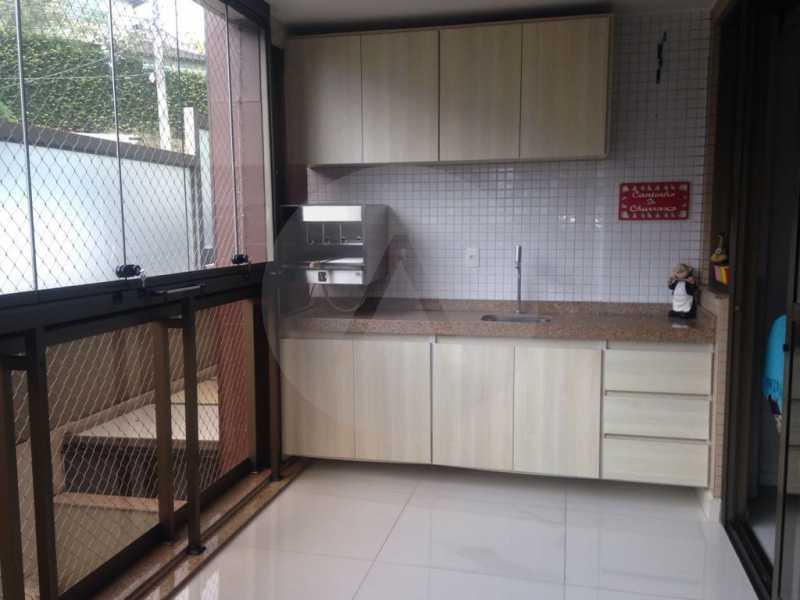 7 Apartamento Padrão Piratini - Imobiliária Agatê Imóveis vende Apartamento Padrão de 173m² Piratininga - Niterói por 1.570 mil reais. - HTAP40005 - 8