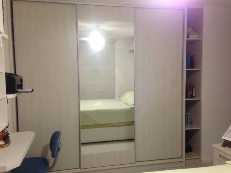 9 Apartamento Padrão Piratini - Imobiliária Agatê Imóveis vende Apartamento Padrão de 173m² Piratininga - Niterói por 1.570 mil reais. - HTAP40005 - 10