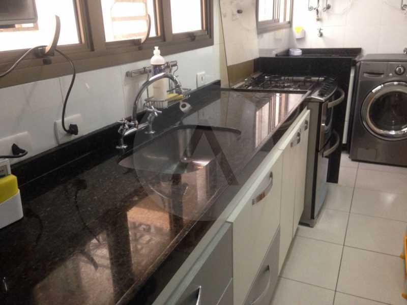18 Apartamento Padrão Piratin - Imobiliária Agatê Imóveis vende Apartamento Padrão de 173m² Piratininga - Niterói por 1.570 mil reais. - HTAP40005 - 19