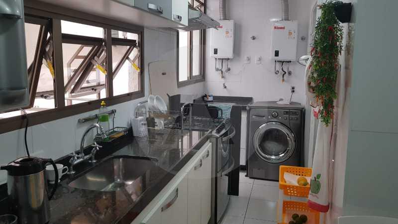 21 Apartamento Padrão Piratin - Imobiliária Agatê Imóveis vende Apartamento Padrão de 173m² Piratininga - Niterói por 1.570 mil reais. - HTAP40005 - 22