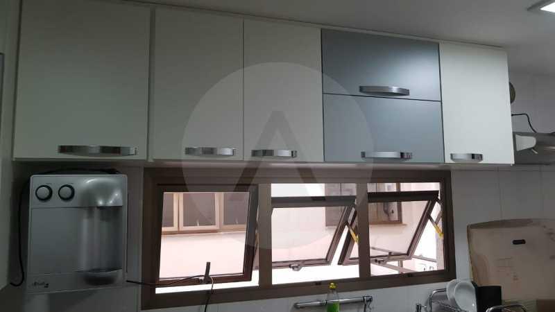 22 Apartamento Padrão Piratin - Imobiliária Agatê Imóveis vende Apartamento Padrão de 173m² Piratininga - Niterói por 1.570 mil reais. - HTAP40005 - 23