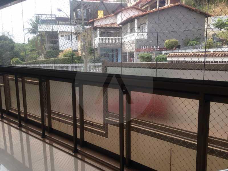 24 Apartamento Padrão Piratin - Imobiliária Agatê Imóveis vende Apartamento Padrão de 173m² Piratininga - Niterói por 1.570 mil reais. - HTAP40005 - 25