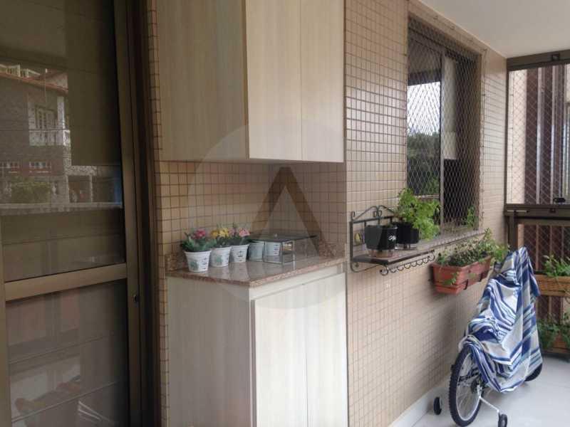25 Apartamento Padrão Piratin - Imobiliária Agatê Imóveis vende Apartamento Padrão de 173m² Piratininga - Niterói por 1.570 mil reais. - HTAP40005 - 26