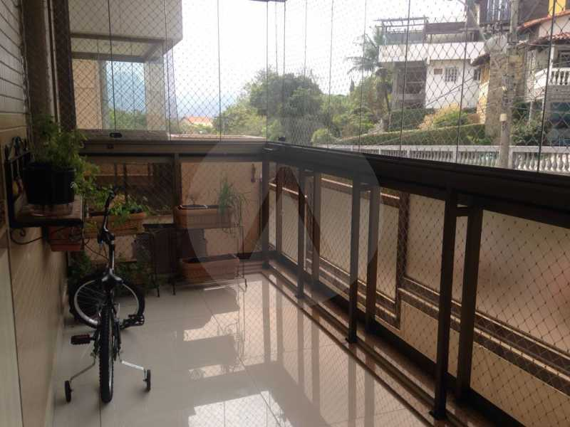 29 Apartamento Padrão Piratin - Imobiliária Agatê Imóveis vende Apartamento Padrão de 173m² Piratininga - Niterói por 1.570 mil reais. - HTAP40005 - 30