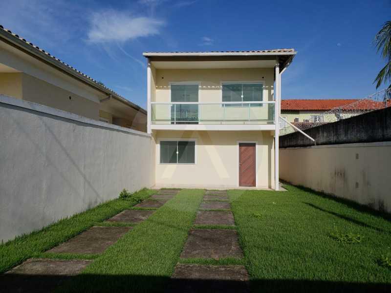 1 Casa Padrão Itaipu. - Imobiliária Agatê Imóveis vende Casa Padrão de 160 m² Itaipu - Niterói por 420 mil reais. - HTCA30197 - 1