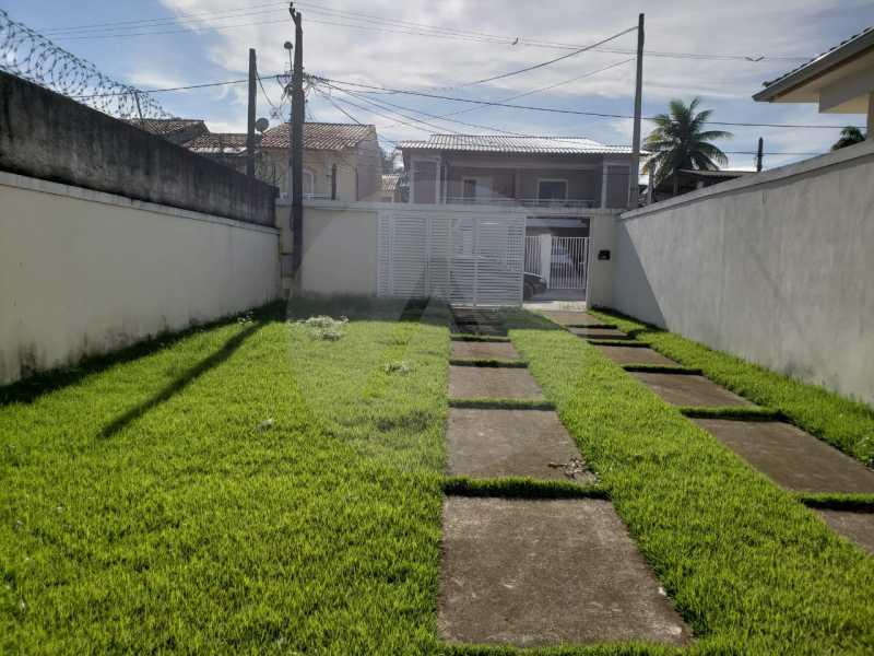 2 Casa Padrão Itaipu. - Imobiliária Agatê Imóveis vende Casa Padrão de 160 m² Itaipu - Niterói por 420 mil reais. - HTCA30197 - 3