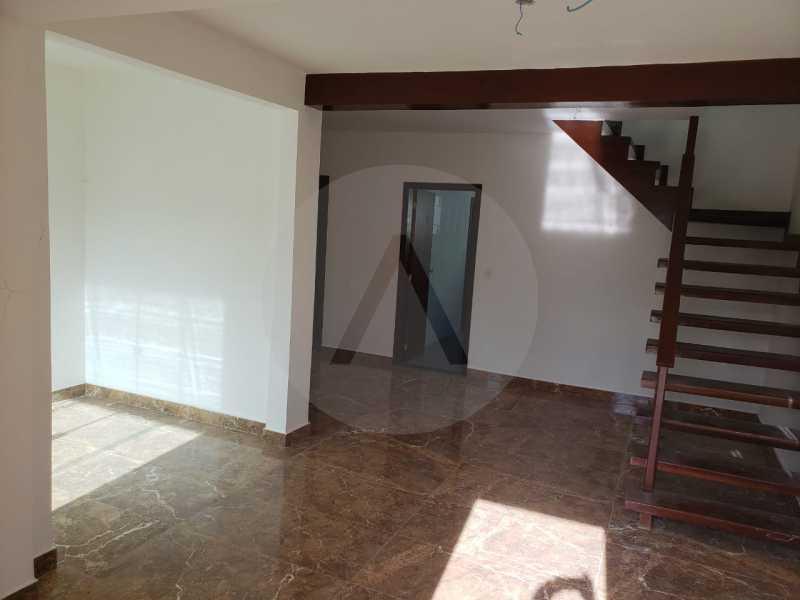 3 Casa Padrão Itaipu. - Imobiliária Agatê Imóveis vende Casa Padrão de 160 m² Itaipu - Niterói por 420 mil reais. - HTCA30197 - 4