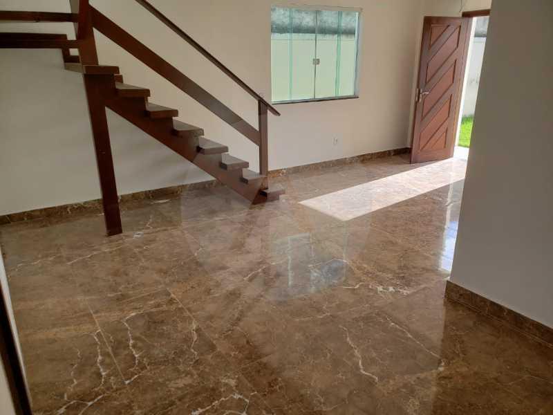 4 Casa Padrão Itaipu. - Imobiliária Agatê Imóveis vende Casa Padrão de 160 m² Itaipu - Niterói por 420 mil reais. - HTCA30197 - 5