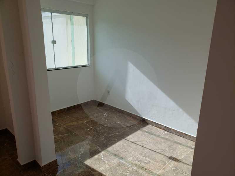 5 Casa Padrão Itaipu. - Imobiliária Agatê Imóveis vende Casa Padrão de 160 m² Itaipu - Niterói por 420 mil reais. - HTCA30197 - 6