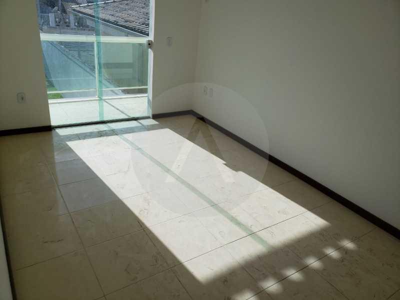 7 Casa Padrão Itaipu. - Imobiliária Agatê Imóveis vende Casa Padrão de 160 m² Itaipu - Niterói por 420 mil reais. - HTCA30197 - 8