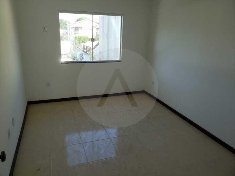 10 Casa Padrão Itaipu. - Imobiliária Agatê Imóveis vende Casa Padrão de 160 m² Itaipu - Niterói por 420 mil reais. - HTCA30197 - 11