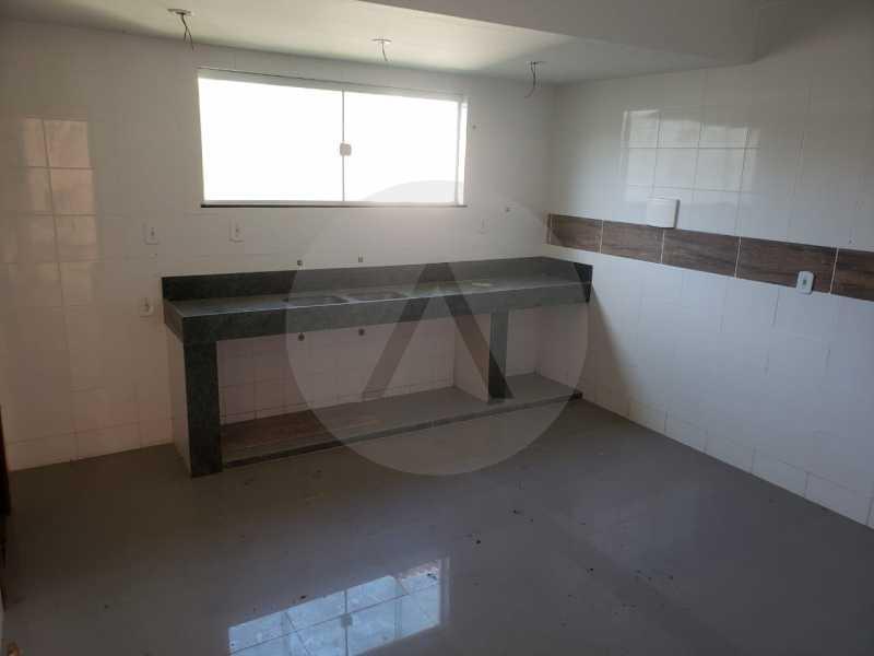 12 Casa Padrão Itaipu 8. - Imobiliária Agatê Imóveis vende Casa Padrão de 160 m² Itaipu - Niterói por 420 mil reais. - HTCA30197 - 13