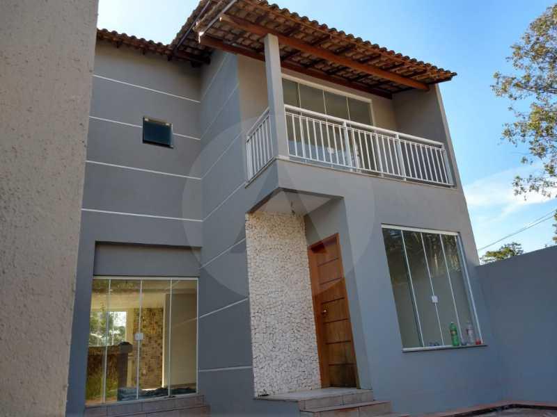 2 Casa Condomínio Itaipu. - Imobiliária Agatê Imóveis vende Casa em Condomínio de 120 m² Itaipu - Niterói por 450 mil reais - HTCN30011 - 3