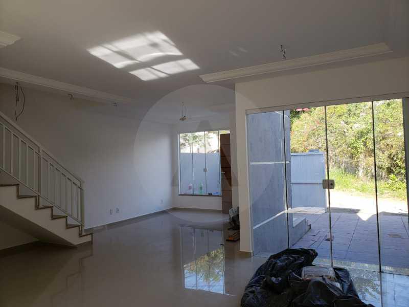 4 Casa Condomínio Itaipu. - Imobiliária Agatê Imóveis vende Casa em Condomínio de 120 m² Itaipu - Niterói por 450 mil reais - HTCN30011 - 5