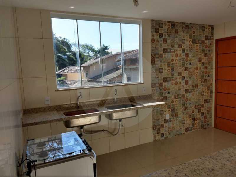 7 Casa Condomínio Itaipu. - Imobiliária Agatê Imóveis vende Casa em Condomínio de 120 m² Itaipu - Niterói por 450 mil reais - HTCN30011 - 8